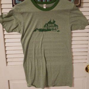 Vintage Dave Matthews Virginia tee